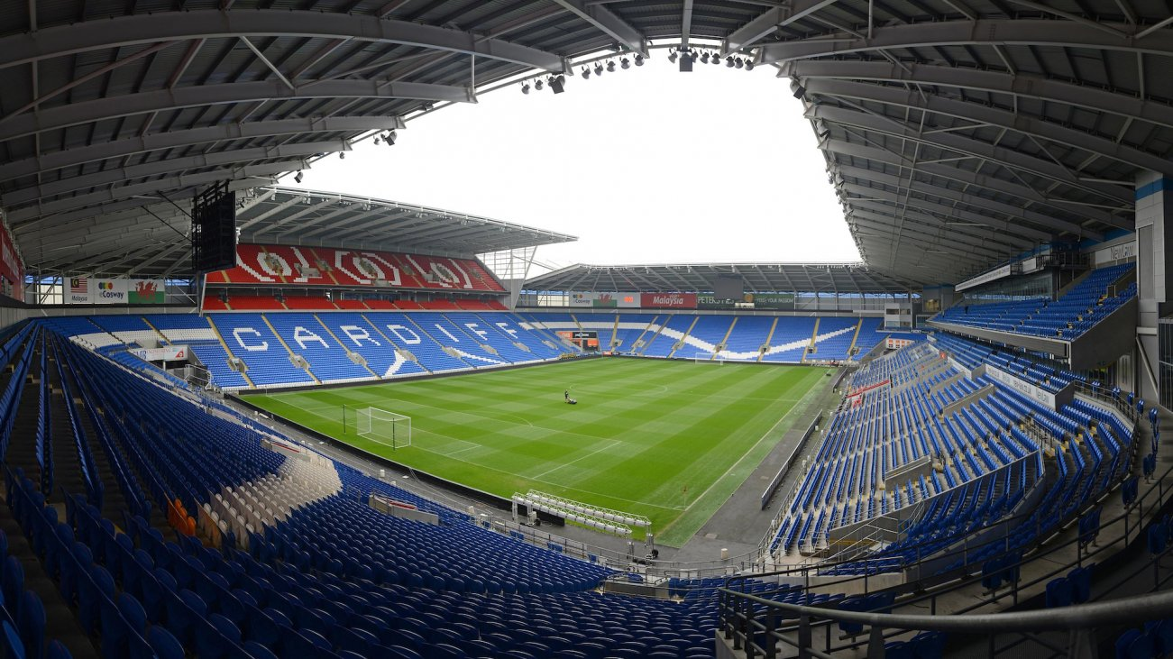 Cardiff City Stadium Image